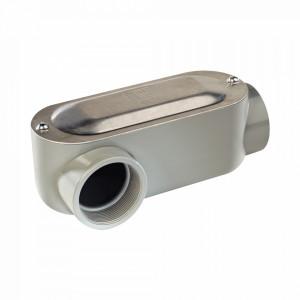 Olr0095c Rawelt Caja Condulet Tipo LR De 1 25.4 M
