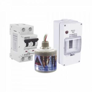Pl16acd Epcom Powerline Kit De Centro De Carga Par
