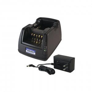 Pp2cxpr3500 Endura Multicargador Para 2 Radios Mot