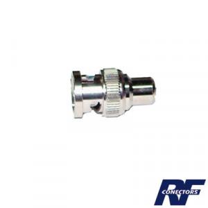 Rfb1139 Rf Industriesltd Adaptador De BNC Macho A