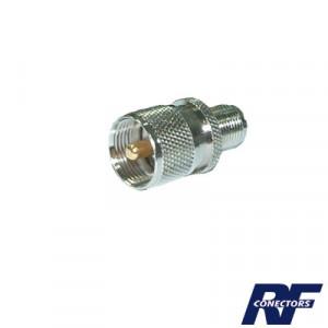 Rft1236 Rf Industriesltd Adaptador En Linea De Co
