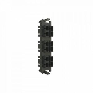 Ricfsc1201c Siemon Placa Acopladora De Fibra Optic