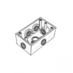 RR0289 Rawelt Caja Condulet FS de 1/2 12.7 mm c