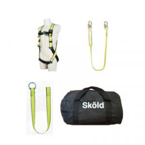 Skit065 Varios Kit Arnes De Seguridad Con Amortigu