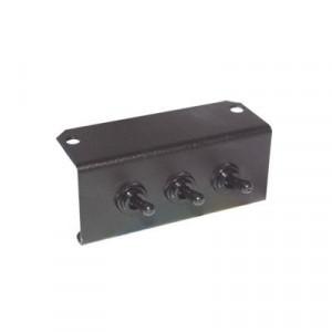 Sw30 Federal Signal Panel Frontal De 3 Interruptor