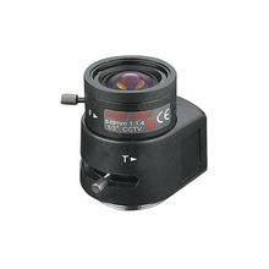 Sys0820dir Syscom Lente Varifocal 8-20mm 1.3MP Iris Automatico