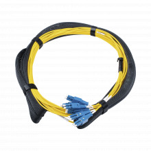 Tfpbaapf1lb010m Siemon Jumper Troncal De Fibra Opt