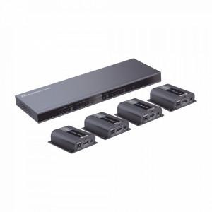 Tt744 Epcom Titanium Distribuidor De Video Matrici