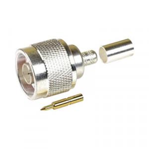 TTCON532 Epcom Titanium Conector N Macho para 75 O