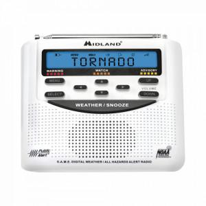 Wr120 Midland Radio Midland Para Sistema De Alerta