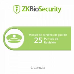 Zkbspat25 Zkteco Licencia Para ZKBiosecurity Para