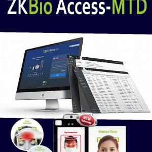 ZKT0740006 Zkteco ZKTECO ZKBAACP15 -Licencia de co