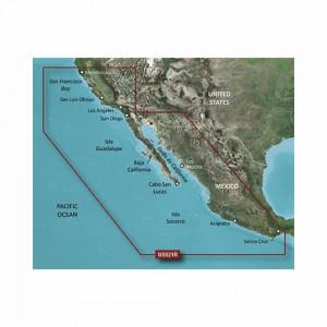10c072220 Garmin Mapa HXUS021R California - Mexico