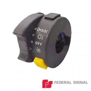 400423301 Federal Signal Vama Controlador Ergonomi