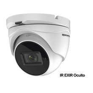 E4kturboz Epcom Eyeball 4K 8 MegapixelesTURBOHD