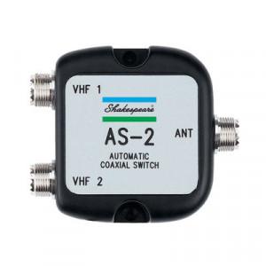 AS2 Shakespeare Switch automatico para 2 radio bas