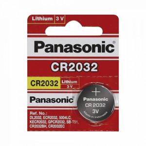 Cr2032 Panasonic Bateria De Litio CR2032 De 3 V