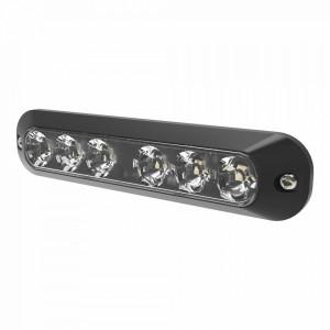 Ed3705rb Ecco Luz Auxiliar Serie X3705 6 LEDs Ult