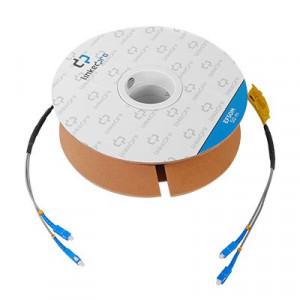 Ef50sc Linkedpro Carrete De Fibra Optica Monomodo