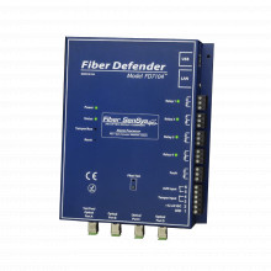 Fd7104 Optex Sensor De Seguridad Perimetral Por Fi