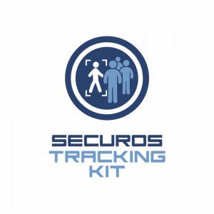 Iftkopen Iss SecurOS TRACKING KIT Una Deteccion C