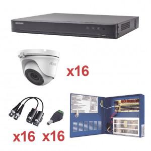 Kh1080p16dw Hikvision KIT TurboHD 1080p / DVR 16 C