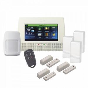 L7000lak Honeywell Home Resideo Panel De Alarma In