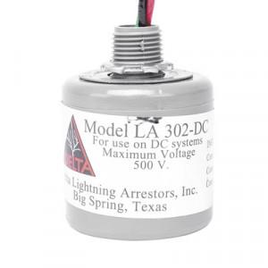 LA302DC Delta Protector de Descargas Atmosfericas