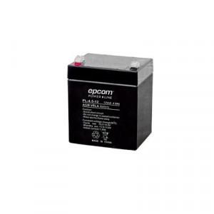Pl4512 Epcom Powerline Bateria Con Tecnologia AGM/