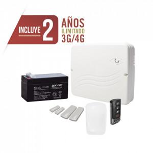 Pro4gltemk M2m Services Kit Profesional De Alarma