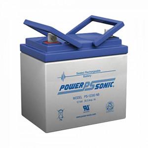 Ps12330nb Power Sonic Bateria De Respaldo UL De 12