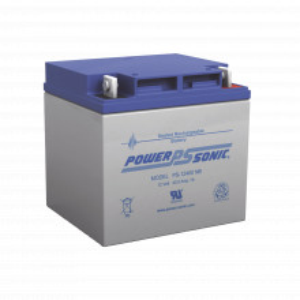 Ps12400nb Power Sonic Bateria De Respaldo UL De 12