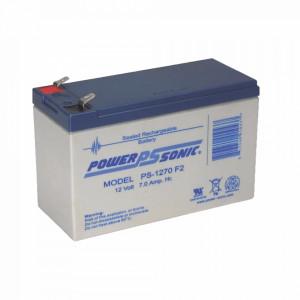 Ps1270f2 Power Sonic Bateria De Respaldo UL De 12V