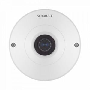 Qnf9010 Hanwha Techwin Wisenet Camara IP Fish Eye
