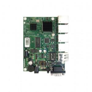 Rb450g Mikrotik CPU De 680MHz 256MB RAM Con 5 Puertos Gigabit E