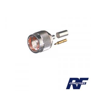 Rfn1005b03 Rf Industriesltd Conector N Macho De A