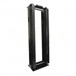 Rs307 Siemon Rack De Aluminio System De 7ft X 19in