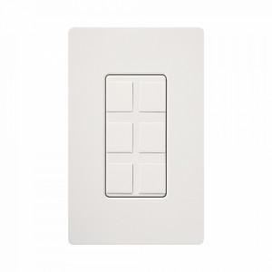 Sc6pfsw Lutron Electronics Caja De Pared Para Cont