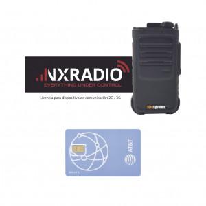 Te390kitsim Telo Systems KIT De Radio PoC LTE TE39