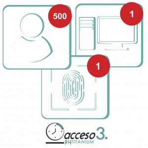 Titaniumcero Accesspro Licencia Para Software De T