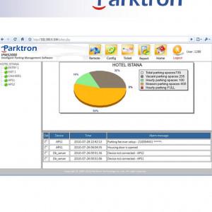 TVB150005 PARKTRON PARKTRON IPMS2000 - Software de