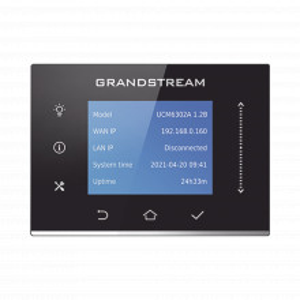 Ucm6302a Grandstream Conmutador 500 Usuarios 2FXO