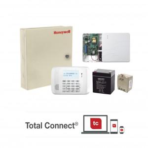 Vista48rfigsmss Honeywell Kit De Panel De Alarma V
