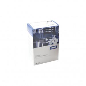 084057 Hid Ribbon YMCKI Full Color Con Resina Negr