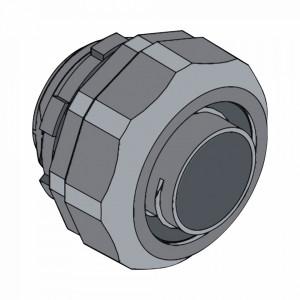 Anchlr100 Anclo Conector Recto Para Tubo Tipo Liqu