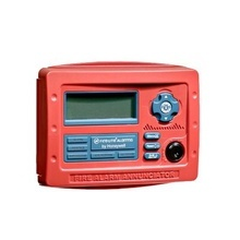 Ann80 Fire-lite Alarms By Honeywell Anunciador Ser