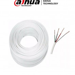 DHT2260003 DAHUA DAHUA CABLE RVV4- 6m de cable par