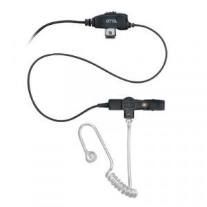 E1ea2ms131 Otto Microfono-Audifono De 1 Cable Con