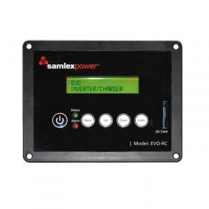 Evorc Samlex Control Remoto Para Inversor Cargador