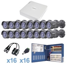 Kestxlt16b Epcom KIT TurboHD 720p / Incluye DVR 16